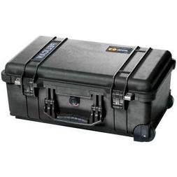 Pelican 1510TP Carry-On Case with TrekPak Divider System, Bl