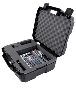 17 Inch Audio Mixer Carrying Case fits Behringer Xenyx 1202f