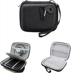 """2.5"""" USB Hard Drive Disk HDD Storage Bag Portable Carry Case"""