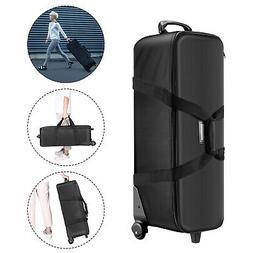 Neewer 32-Inch Camera Trolley Case Roller Bag for Photo Stud