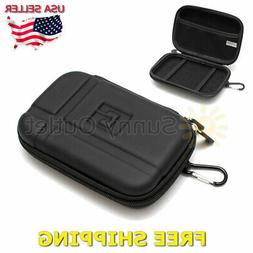 5 Inch Hard Shell Carrying Case For Garmin DriveSmart 51 LMT