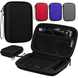MoKo 5in/7in Car GPS Carrying Case Hard Shell Protective Pou