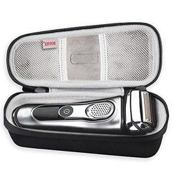 BOVKE Hard Carrying Case for Braun 790cc 9090cc/Series 5 7 9