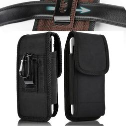 Belt Clip Vertical Holster Pouch Case Cover For Apple iPhone