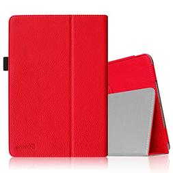 Fintie iPad mini 1/2/3 Case - Folio Slim Fit Vegan Leather C