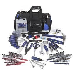 Kobalt Durable 230-Piece Household Handyman Tool Set Kit wit