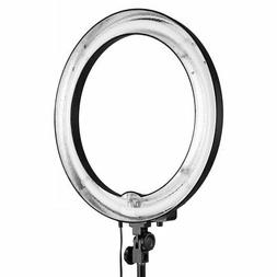 Neewer 18 inches 75W 5500K Dimmable Fluorescent Ring Light f