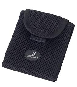 "Running Buddy - ""Buddy Pouch Black Mini - Small and Convenie"