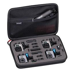 Smatree Smacase G360 Carrying Case for Gopro Hero 5/4/3+/3/2