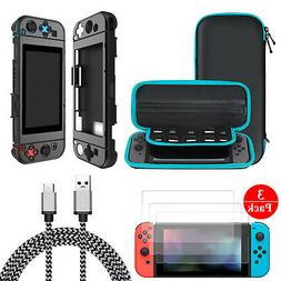 Accessories Carrying Bag+Hard Case Cover+Screen Protector fo