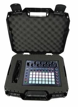 CASEMATIX ArmorXL Travel Carrying Case for Novation CIRCUIT