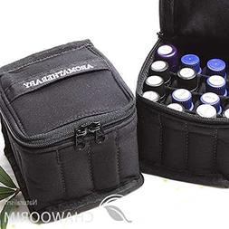Essential Oils Roller Bottles Bag - Aromatherapy Essential O