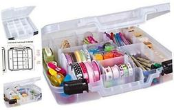 ArtBin Quick View Deep Base Carrying Case with Removable Div