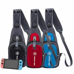 Backpack Travel Bag Protective Carrying Case USB Charge For