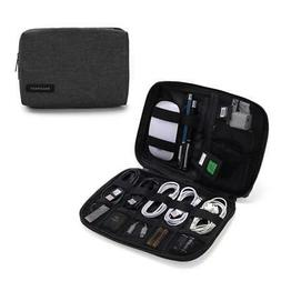 BAGSMART Electronic Accessories Travel Case