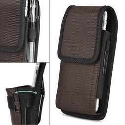 Belt Clip Vertical Holster Pouch Carrying Case Cover For Sam
