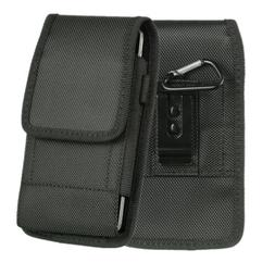Belt Clip Vertical Cell Phone Holster Pouch Case Cover For i
