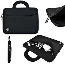 Black Neoprene Carry Sleeve Case Cover For Microsoft Surface