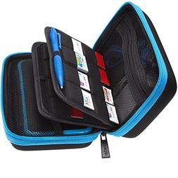 BRENDO Hard Carrying Case for New Nintendo 2DS XL + Large St