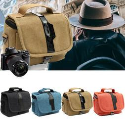 Camera Single Shoulder Bag Protective Carrying Case For Cano