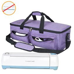 Luxja Carrying Bag Compatible with Cricut Explore Air and Ma