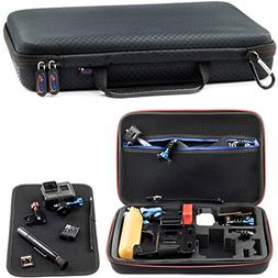 Large Action Camera Carrying Case For GoPro HERO FUSION Akas