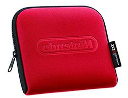 Nintendo Carrying Case for Portable Gaming Console - Red