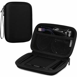 """Carrying Case for 6"""" 7"""" Inch GPS Navigation Garmin Nuvi 65LM"""