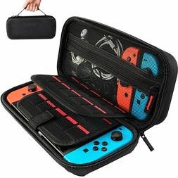 Carrying Case for Nintendo Switch Protective Hard Shell Port