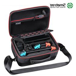 Smatree Carrying Case N500 for Nintendo Switch Protective Ca