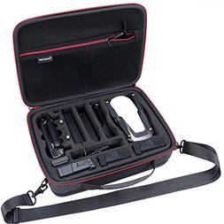 Smatree Carrying Case Compatible for DJI Mavic Air, DA500 Tr