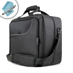 USA Gear Travel Case Carrying Strap, Padded Scratch-Resistan