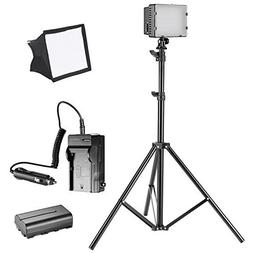 Neewer CN-160 LED Continuous Digital Camera / Camcorder Phot