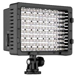 Neewer CN-216 Dimmable LED Video Light with Battery and Char
