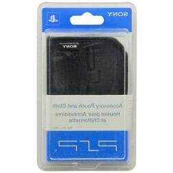 Sony Computer Entertainment Accessory Carrying Case And Clot