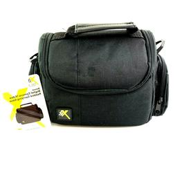 Xit Digital Camera Padded Carrying Case w/ Extras  - NEW