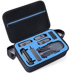 DJI Mavic Pro Drone Carrying Case by DOUBI - Ideal for Trave