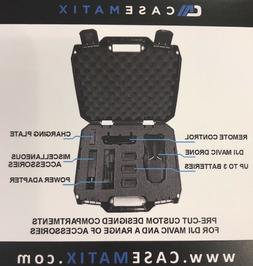 DRONESAFE Rugged Mini Drone Carry Case Organizer With Custom