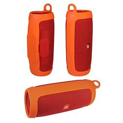 Durable Silicone Cover Carrying Case Pouch Sleeve for JBL Ch