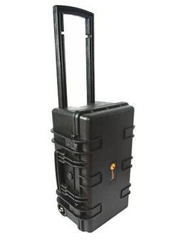Elephant E300 Carry On Case with Wheels and Foam for Camera