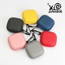 IKSNAIL EarBuds Carrying Case Mini Storage for AirPods 2 1 H