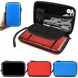 EVA Hard Carrying Case for Nintendo New 3DS XL,3DS, 3DS XL,