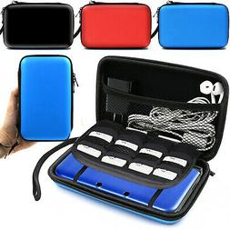 EVA Hard Protective Carry Case Bag Pouch For New Nintendo 3D