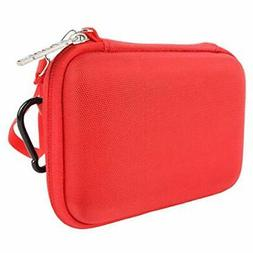 Khanka Hard Storage Carrying Travel Case Bag for Polaroid ZI