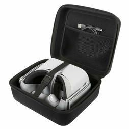 Jsver Gear Vr Case Travel Storage Carrying Protective Bag Fo