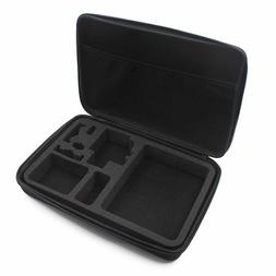GoPro HERO 3 4 5 6 Large Carrying Case For Action Sports Cam
