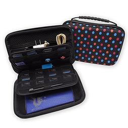 Soyan Hard Carrying Case for Nintendo New 3DS XL and 2DS XL,