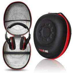 Hard Carrying Case for All Full-Sized Headphones by Deco Gea