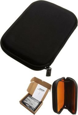 AmazonBasics Hard Carrying Case for 5-Inch GPS - Black