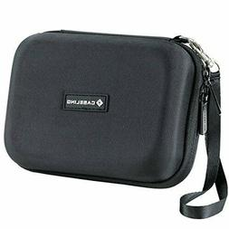 Caseling Hard Carrying GPS Case for up to 5-inch Screens. fo